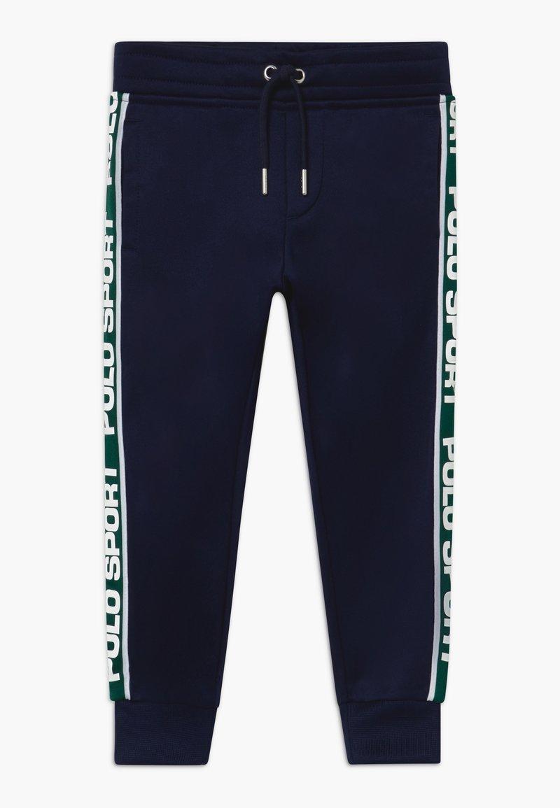 Polo Ralph Lauren - TRACK  - Pantalon de survêtement - cruise navy