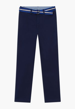 PANT BOTTOMS - Pantaloni - newport navy