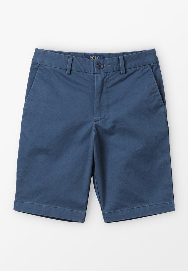BROKEN PREPPY BOTTOMS - Shorts - clancy blue