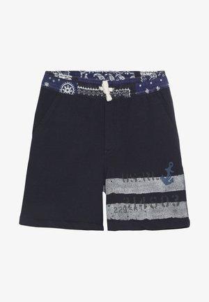 BOTTOMS - Teplákové kalhoty - french navy
