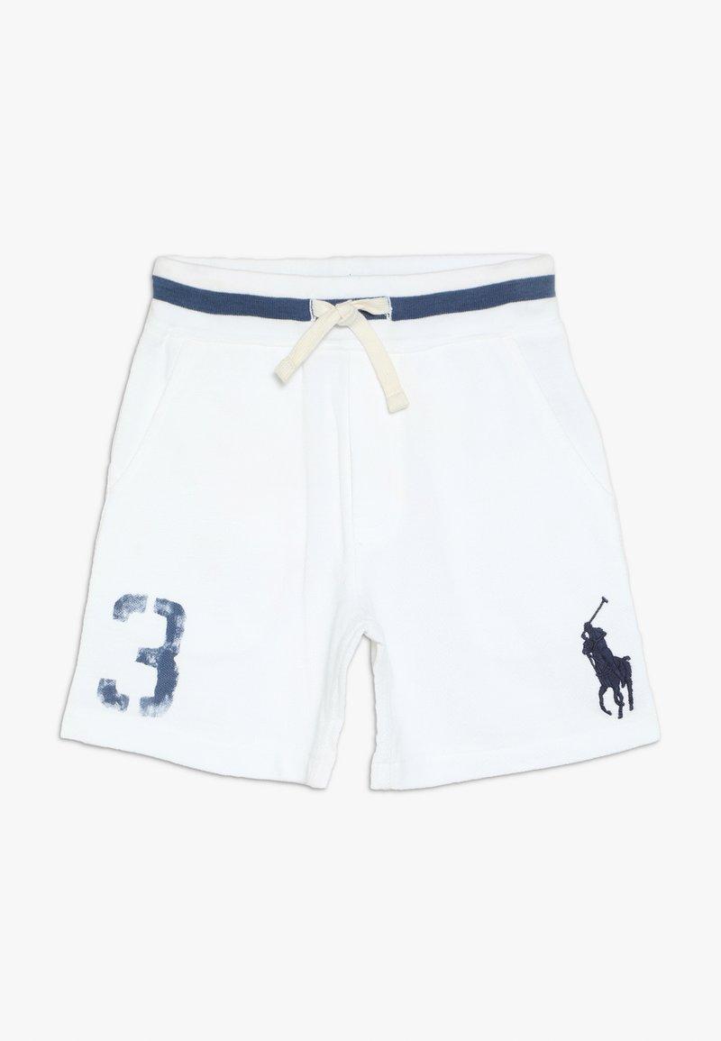 Polo Ralph Lauren - BOTTOMS - Träningsbyxor - white