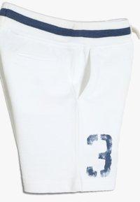 Polo Ralph Lauren - BOTTOMS - Träningsbyxor - white - 2