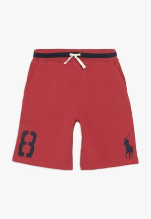 BOTTOMS - Tracksuit bottoms - sunrise red
