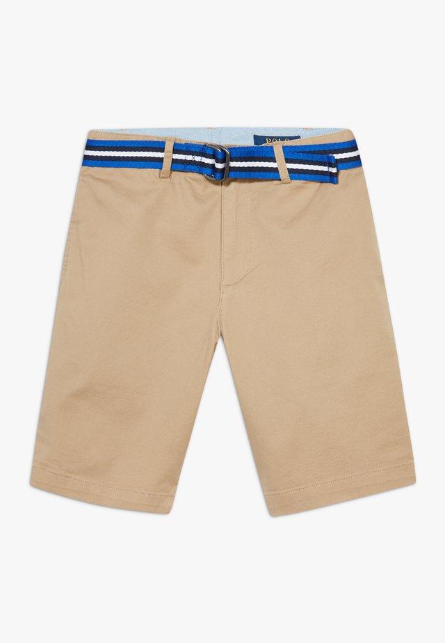 POLO BOTTOMS  - Shorts - classic khaki