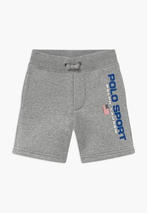BOTTOMS - Tracksuit bottoms - andover heather