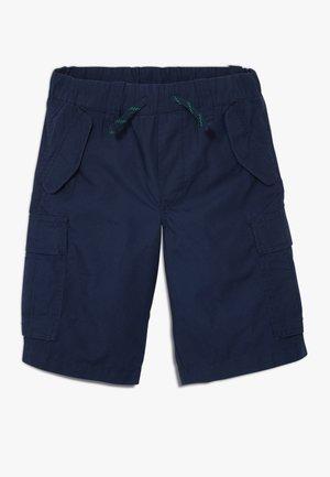 BOTTOMS - Cargo trousers - newport navy