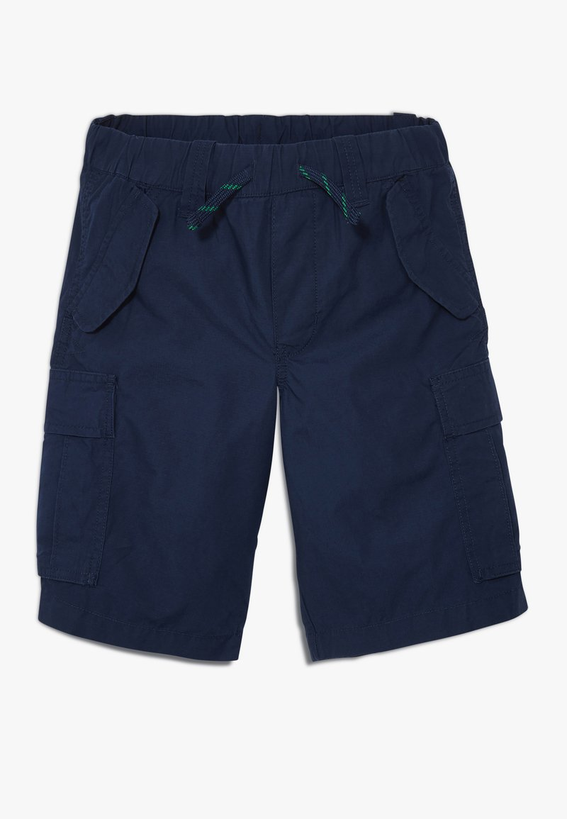 Polo Ralph Lauren - BOTTOMS - Cargo trousers - newport navy