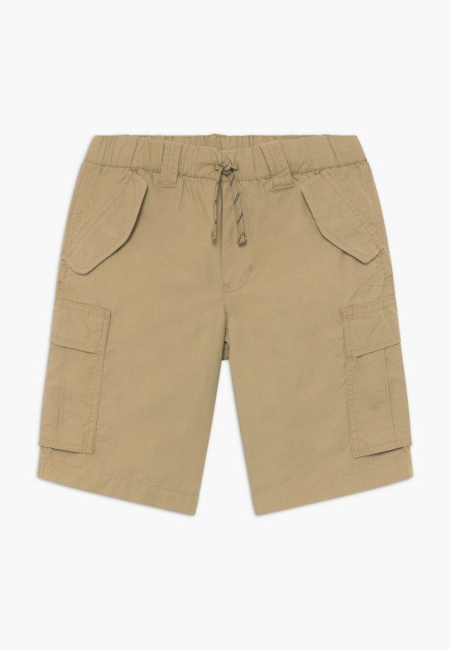 BOTTOMS - Cargo trousers - boating khaki
