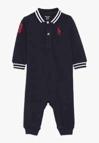 Polo Ralph Lauren - BASIC COVERAL BABY - Jumpsuit - french navy - 0