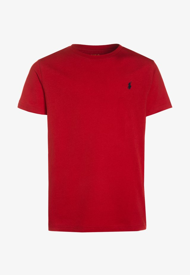T-shirt - bas - red