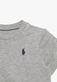 Polo Ralph Lauren - BABY - T-shirt basic - andover heather - 3