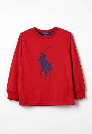 PERFORMANCE BIG  - Långärmad tröja - red