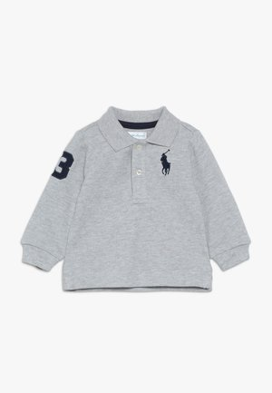 BASIC BABY - Piké - grey heather