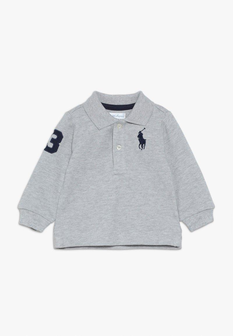 Polo Ralph Lauren - BASIC BABY - Poloskjorter - grey heather