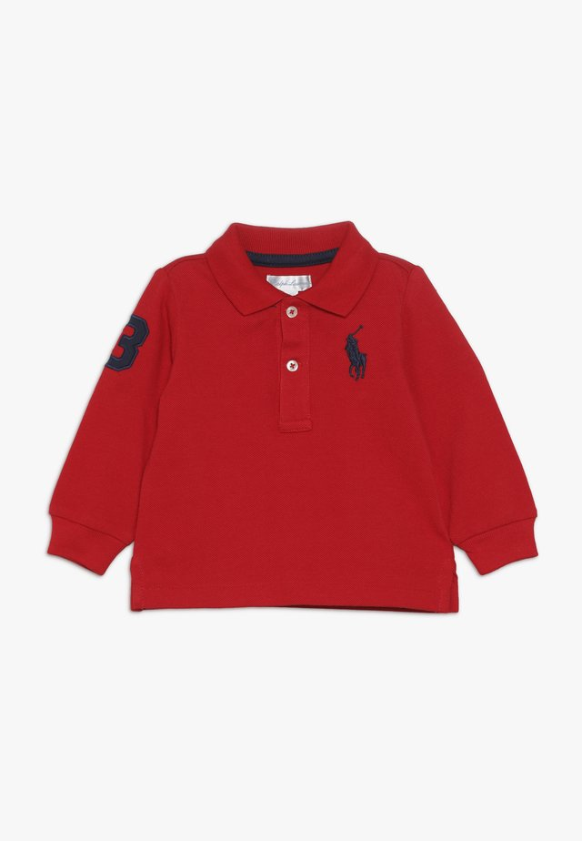 BASIC BABY - Polo - red