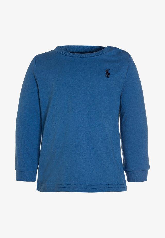 Långärmad tröja - kite blue