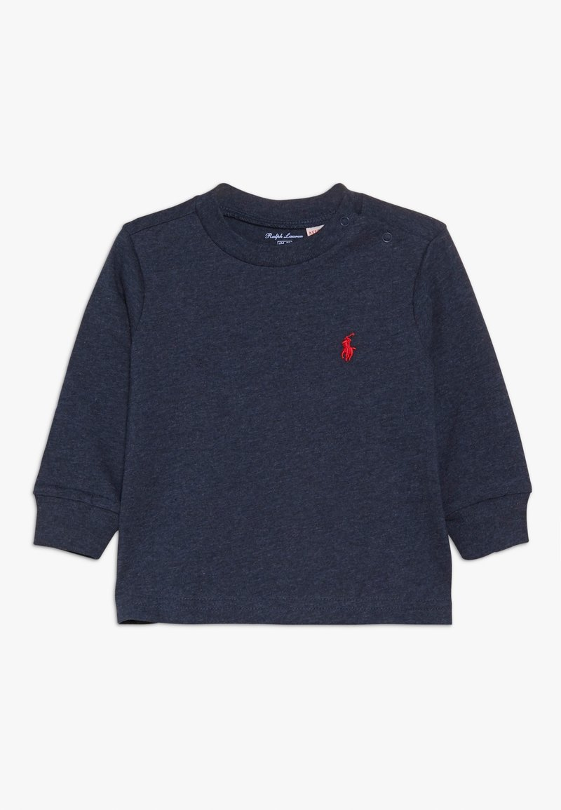 Polo Ralph Lauren - Long sleeved top - basic navy heather