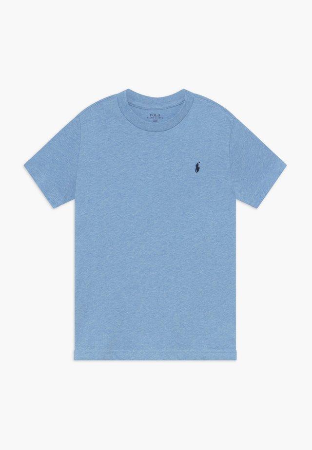 T-shirt - bas - soft royal heather