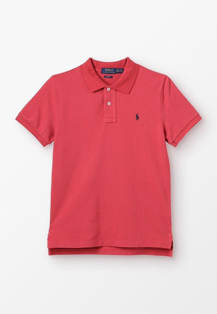 Polo Ralph Lauren - BASIC SLIM - Poloshirt - nantucket red