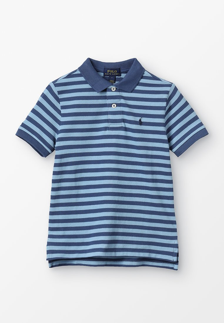Polo Ralph Lauren - FEATHER - Poloshirt - cassidy blue multi