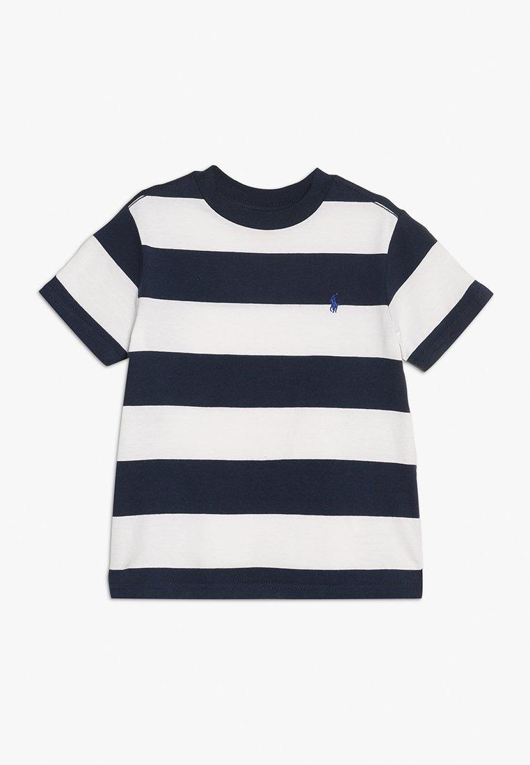 Polo Ralph Lauren - T-shirt con stampa - newport navy/multicolor
