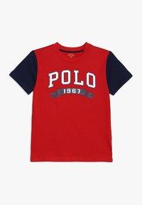 Polo Ralph Lauren - T-shirt imprimé - red - 0