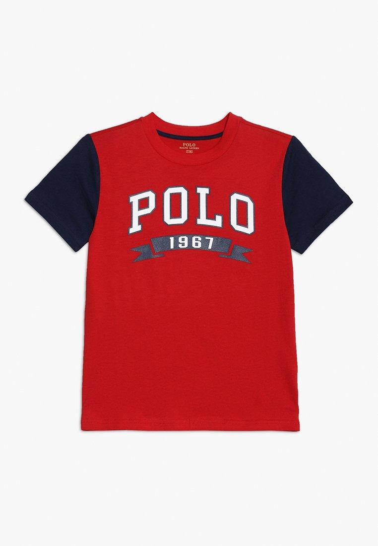 Polo Ralph Lauren - T-shirt imprimé - red