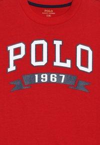 Polo Ralph Lauren - T-shirt imprimé - red - 3