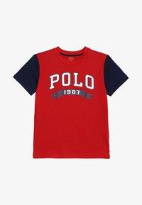 Polo Ralph Lauren - T-shirt imprimé - red - 2