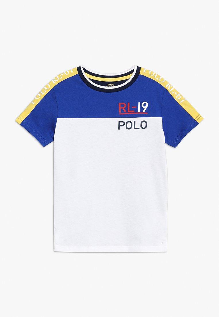 Polo Ralph Lauren - T-shirt con stampa - yellow fin