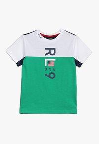 Polo Ralph Lauren - T-shirt med print - white - 0