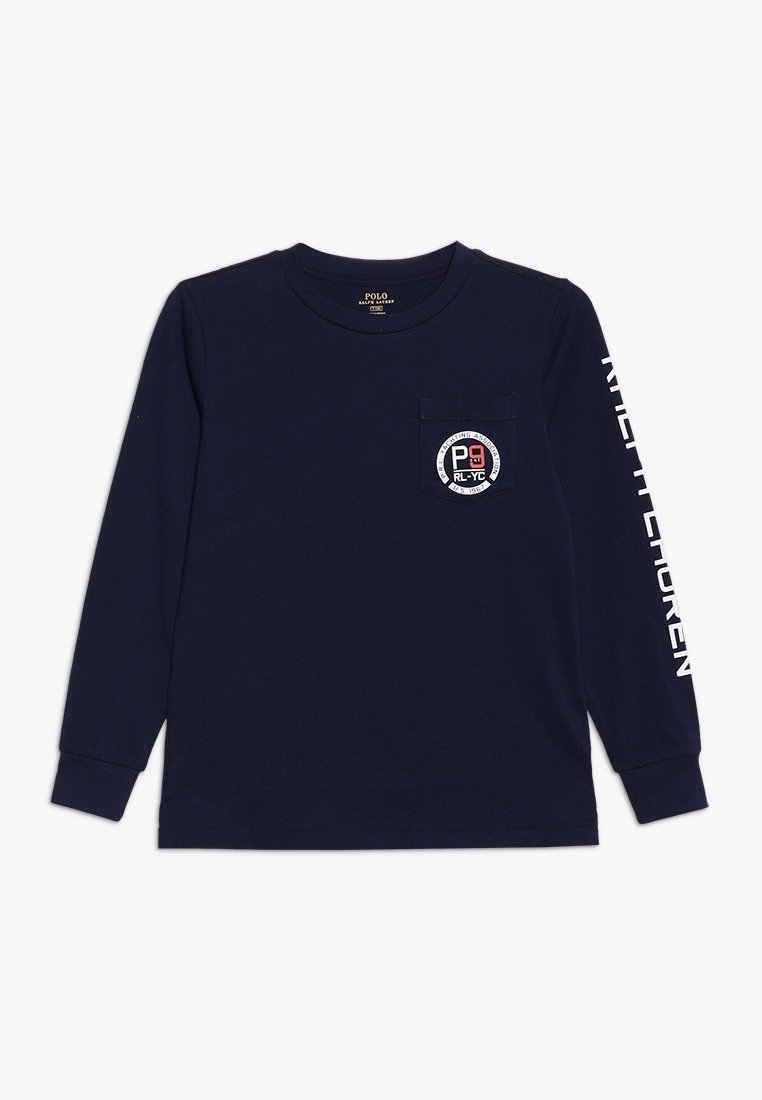Polo Ralph Lauren - T-shirt à manches longues - newport navy