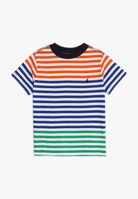 Polo Ralph Lauren - T-shirt med print - sailing orange multi - 0