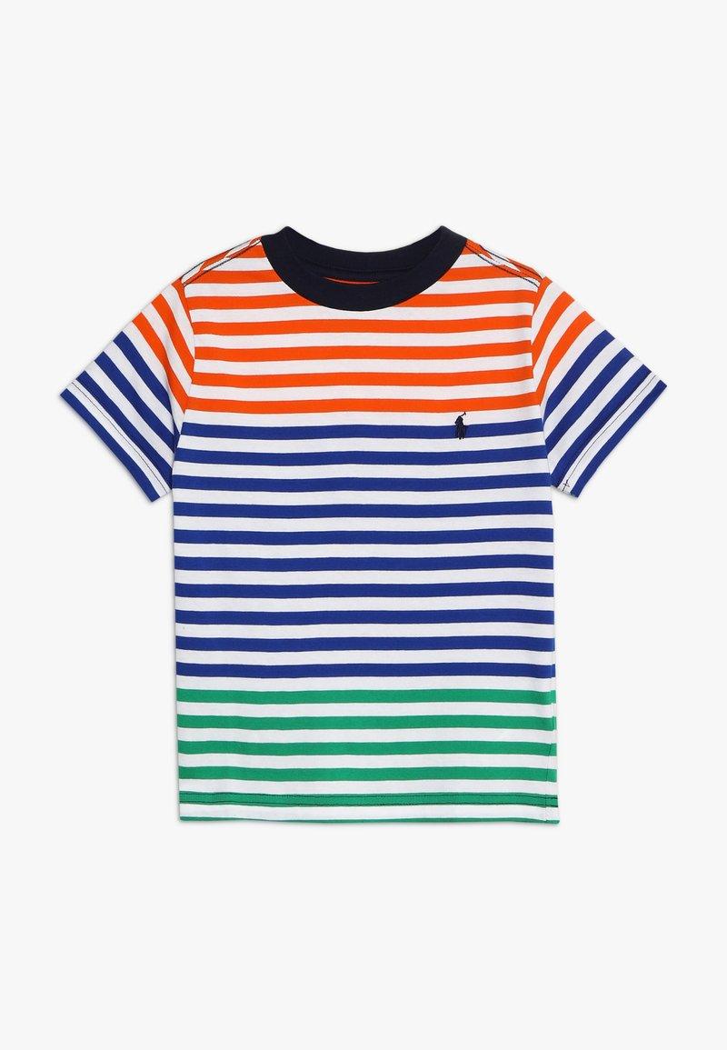 Polo Ralph Lauren - T-shirt med print - sailing orange multi