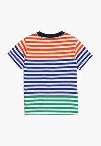 Polo Ralph Lauren - T-shirt med print - sailing orange multi - 1