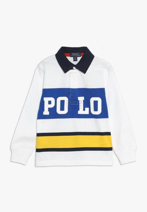 RUGBY - Polo - white multi