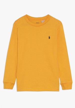 Langærmede T-shirts - gold bugle