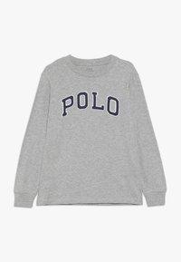 Polo Ralph Lauren - T-shirt à manches longues - light grey heather - 0