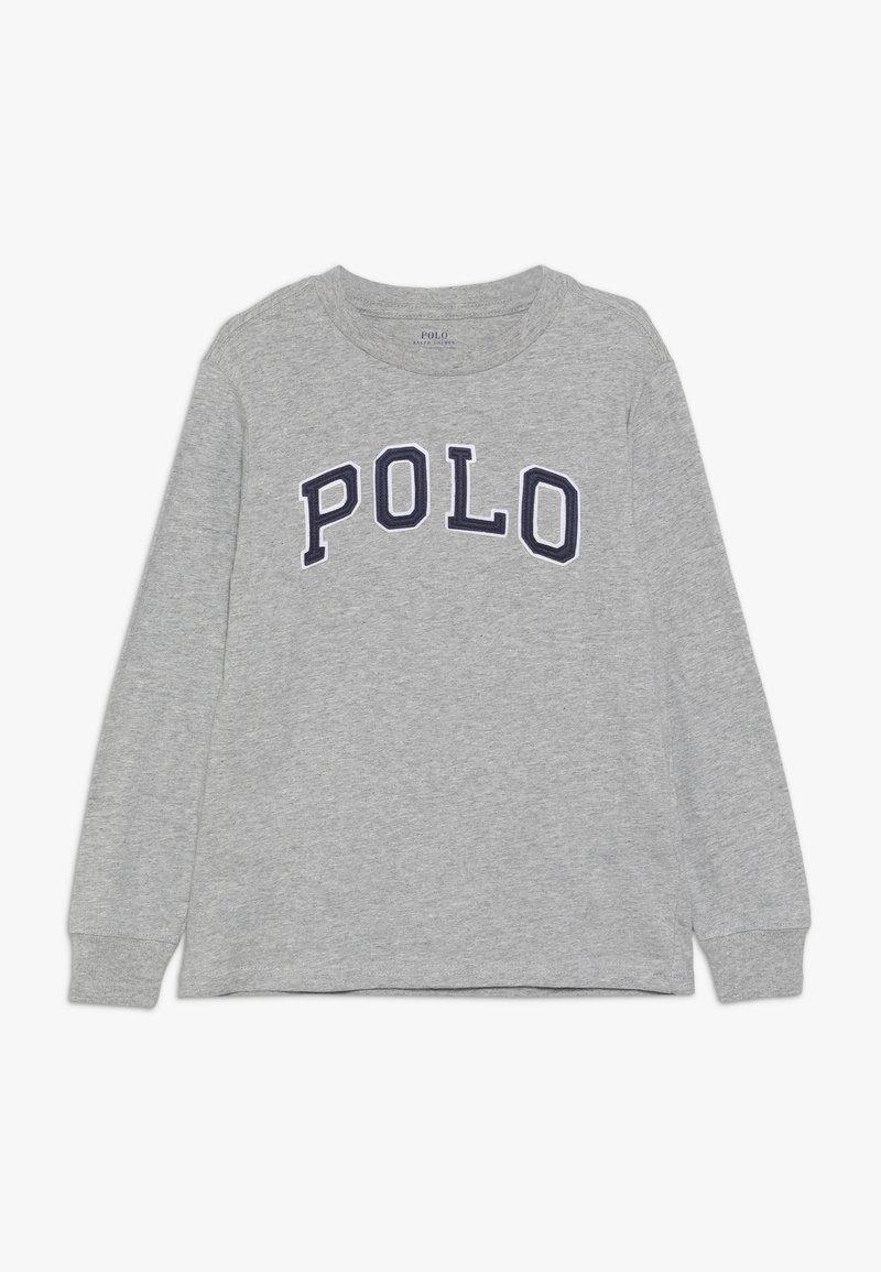 Polo Ralph Lauren - Long sleeved top - light grey heather