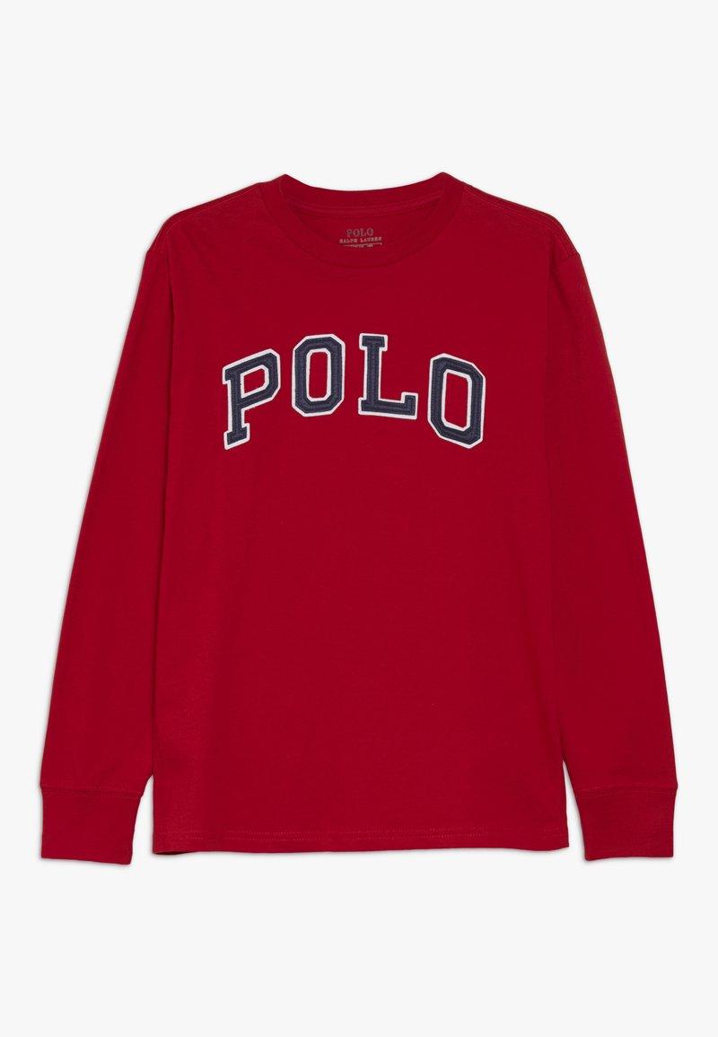 Polo Ralph Lauren - Bluzka z długim rękawem - red