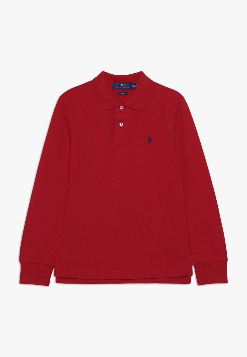 Polo Ralph Lauren - SLIM - Piké - red