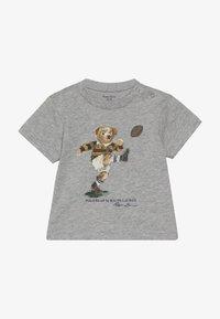 Polo Ralph Lauren - T-shirt print - light grey - 2
