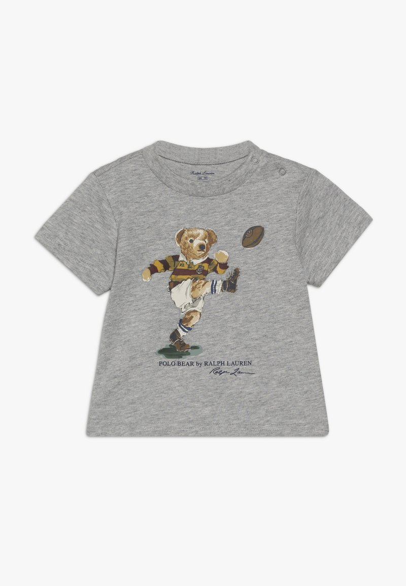 Polo Ralph Lauren - T-shirt print - light grey
