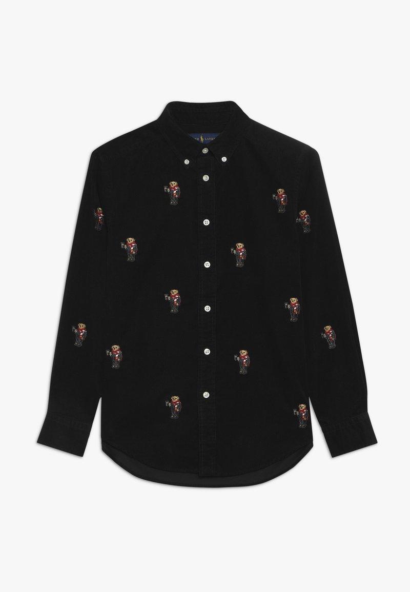 Polo Ralph Lauren - Vapaa-ajan kauluspaita - black