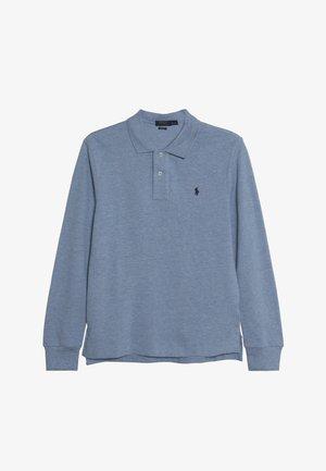 Poloshirts - new powder blue heather