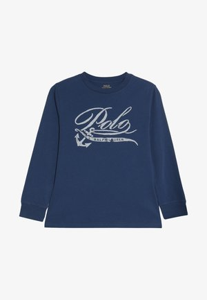 Longsleeve - federal blue
