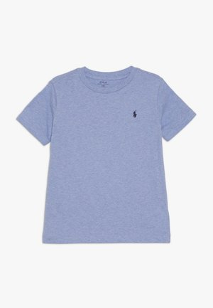 T-shirt basic - cobalt heather