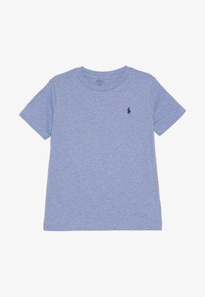 Basic T-shirt - cobalt heather