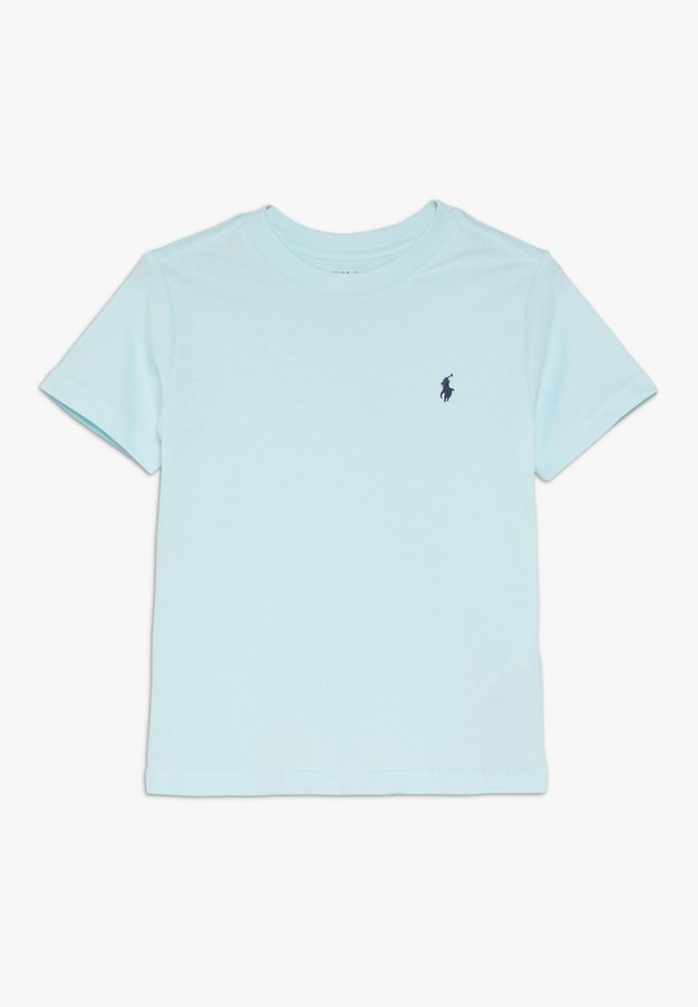T-shirt - bas - island aqua
