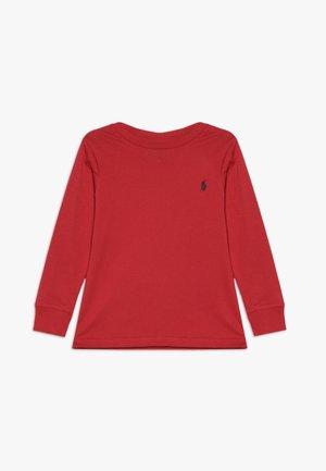 T-Shirt print - sunrise red